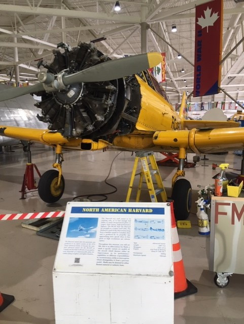 North American Harvard