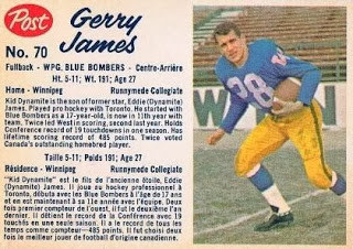 Gerry James