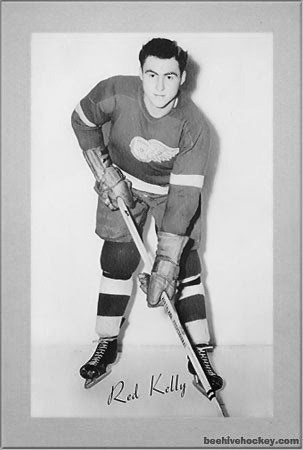 Red Kelly, Detroit Red Wings