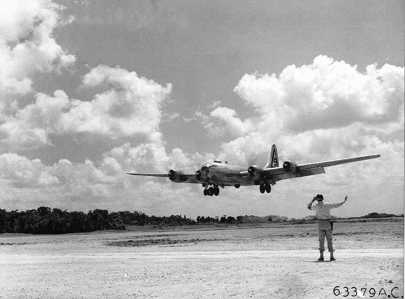 B-29 Superfortress bomber