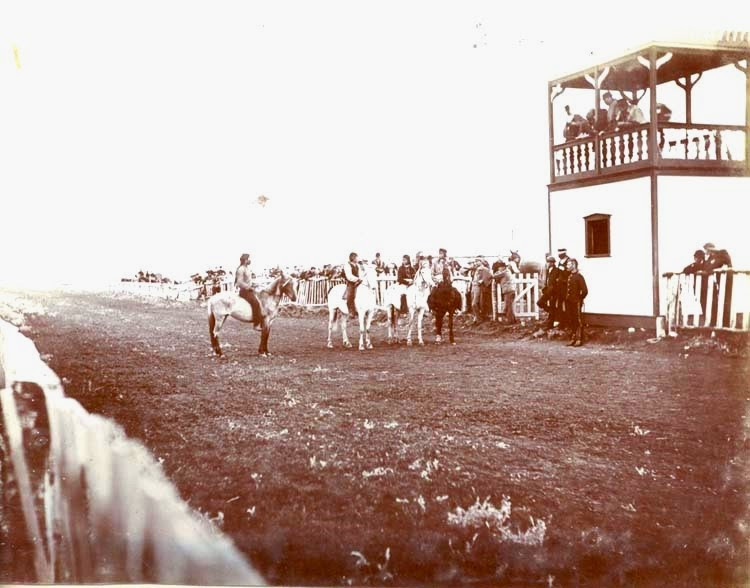 Cannington Manor racetrack