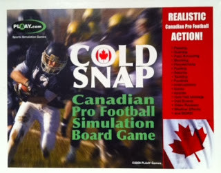 COLD SNAP CFL game box