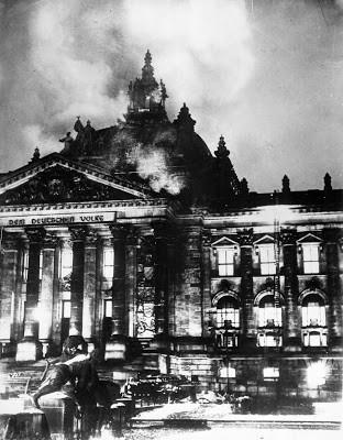 German Reichstag Fire