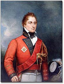 British Lieutenant General Gordon Drummond