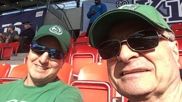 BMO Field fans
