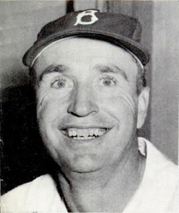 Dodger Walt Alston