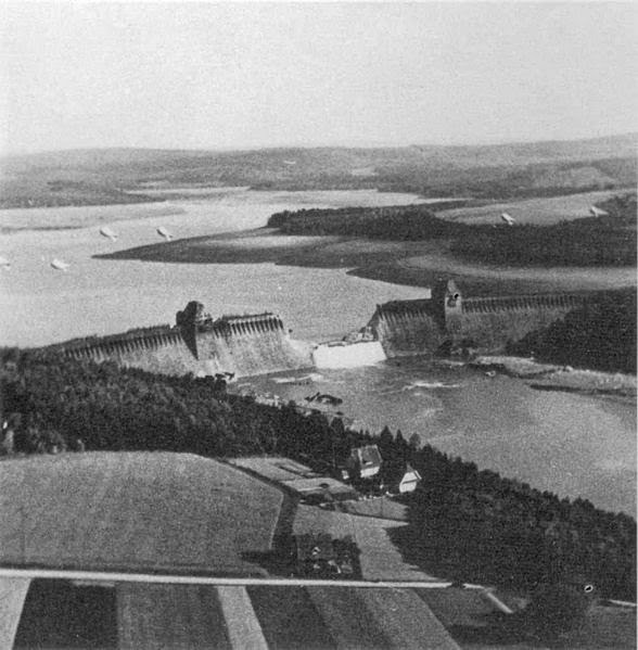 The Mohne Dam