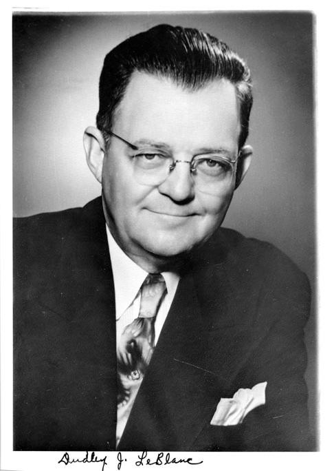 Dudley J. LeBlanc