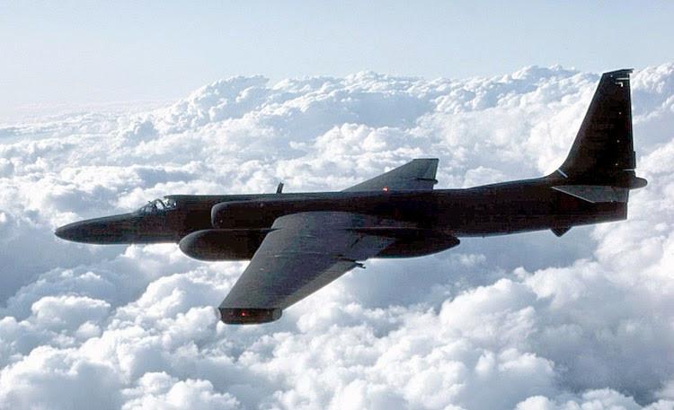 USAF U-2 spy plane