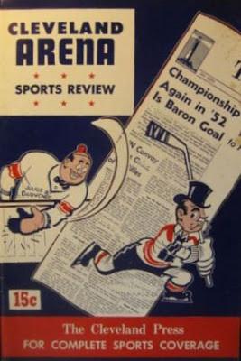 1951 Jim Hendy Hockey Guide
