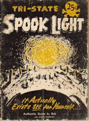 Tri-State Spook Light booklet