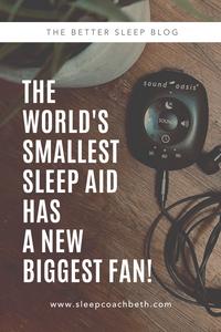 World's Smallest Sound Machine by Sound Oasis