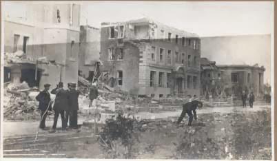 1912 Regina Tornado damage