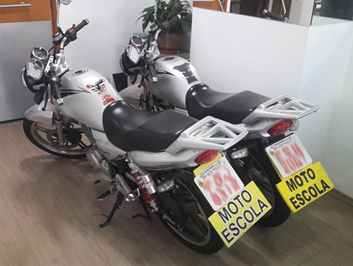evidencioa motos sem placas