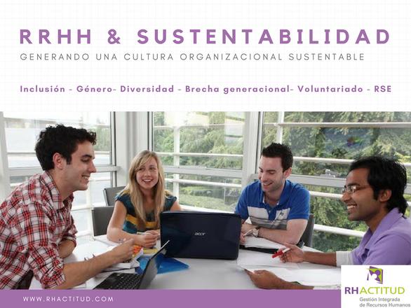 RRHH & Sustentabilidad
