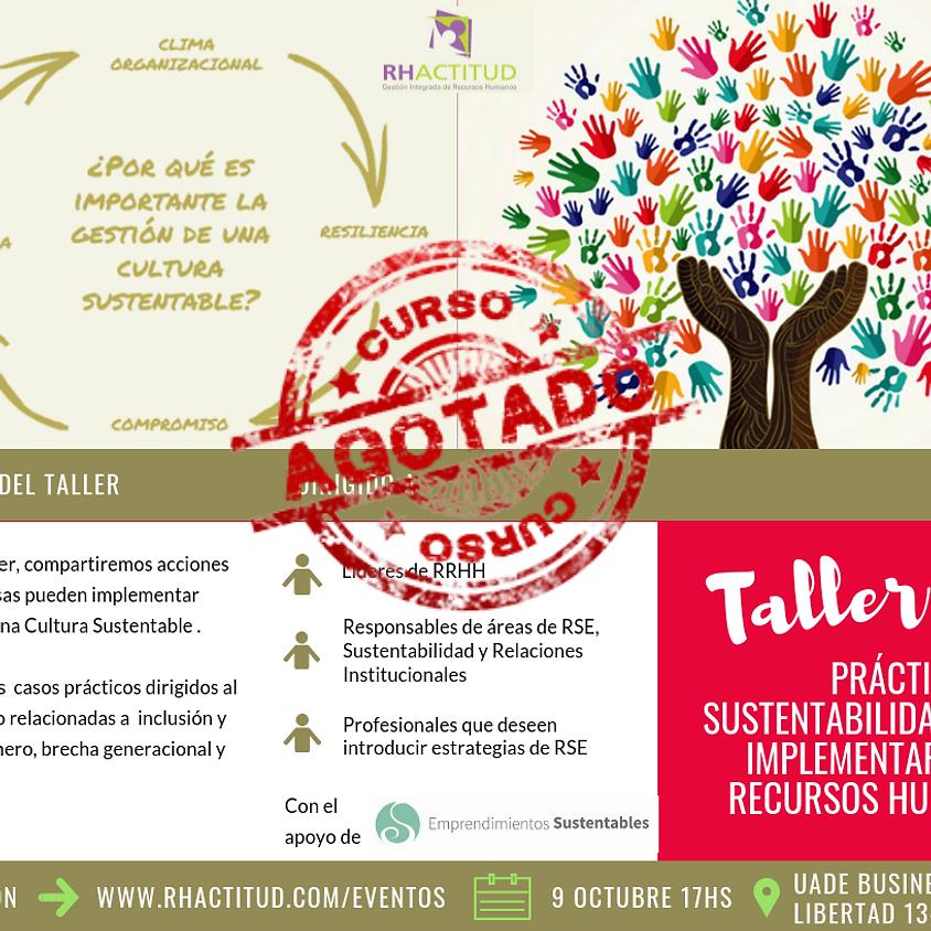 Taller de Prácticas de Sustentabilidad