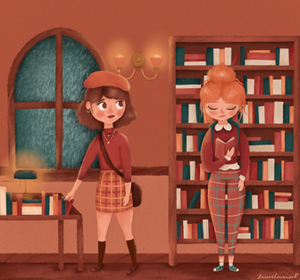 Library Love