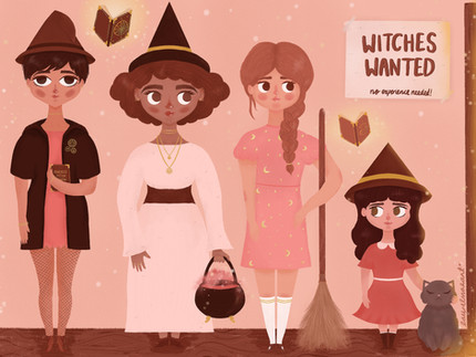 Witches Wanted
