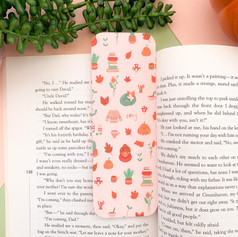 Autumn essentials Bookmark