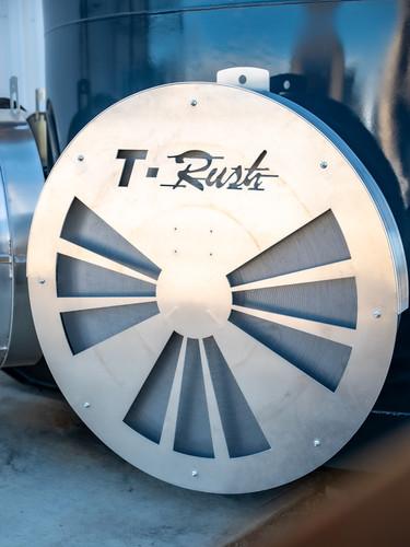 T-Rush Enclosed Vapour Combustor