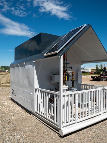 Rush Industries Blow Down Device: Rush Barn Combustor