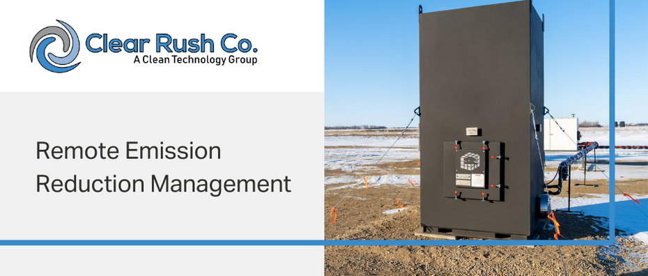 Remote Emission Reduction Management