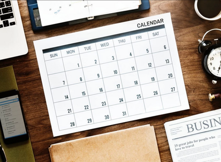 Why you should use Social Media Content Calendars