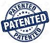 56839564-patented-blue-grunge-round-vint