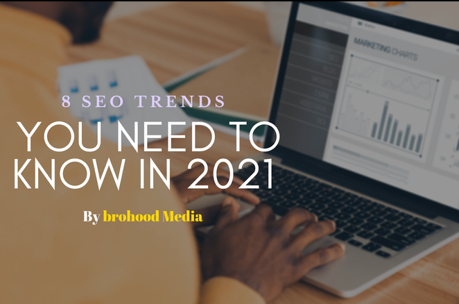 8 SEO Trends you need to know in 2021