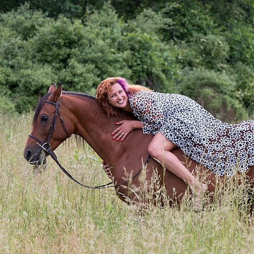 Chrissy & Her Horses