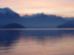Toba Wilderness, scenery, beautiful, orcas, sunsets, Desolation Sound, British Columbia