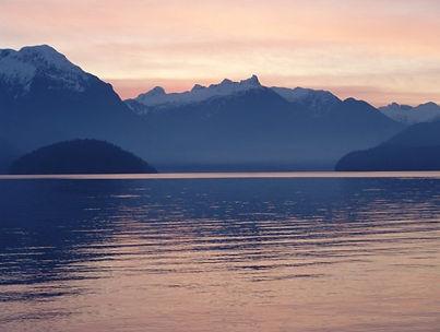 Toba Wilderness, scenery, beautiful, orcas, sunsets, Desolation Sound, British Columbia