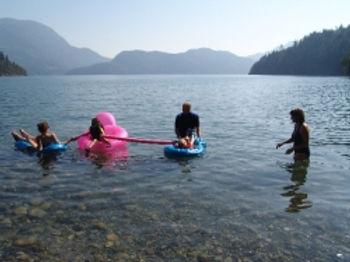 Toba Wilderness Activities, fishing, wildlife, crabs, prawns, hiking