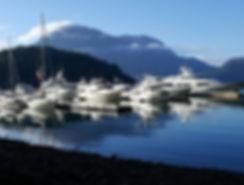 Toba Wilderness, Moorage, Desolation Sound, Toba Inlet, gas, dock