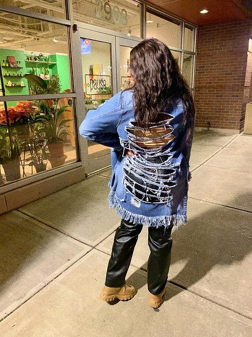 Tear U 2 Shreds Jacket