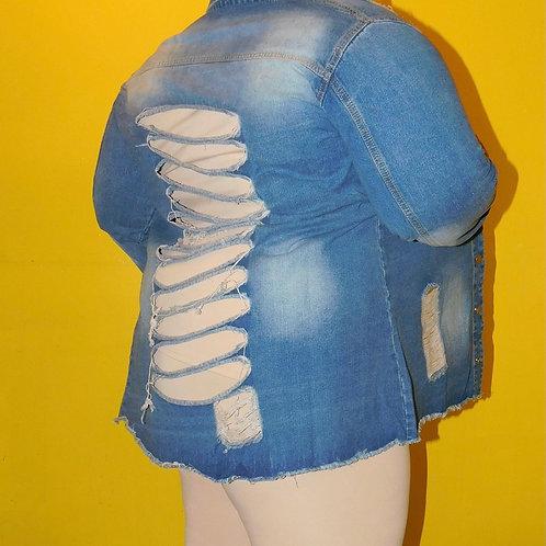 Plus Tear U 2 Shreds Jacket