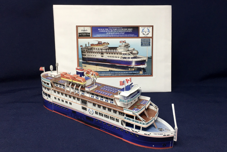 Victory II Cruise Ship