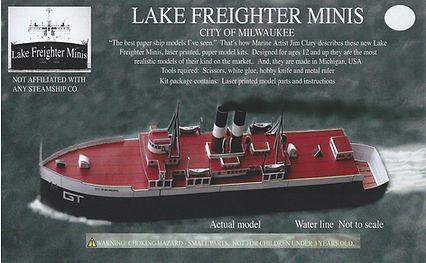 Freighter Model