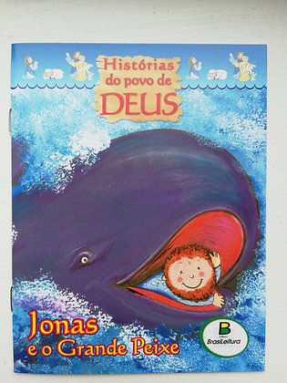Mini-histórias do Povo De Deus- Jonas
