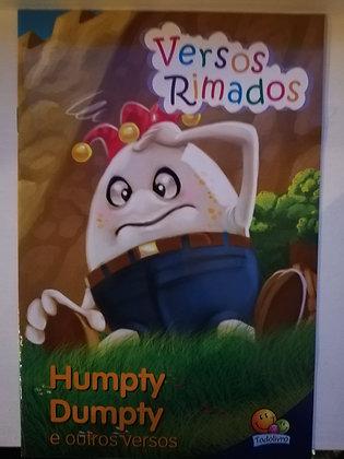Versos Rimados - Humpty Dumpty