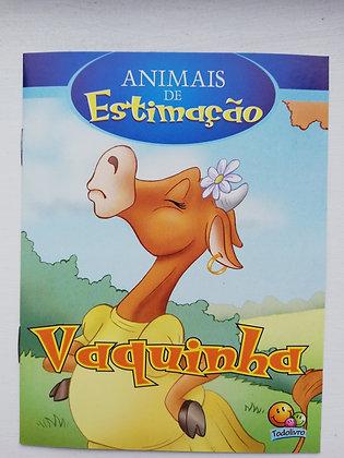 Mini Animais De Estimação - Vaquinha