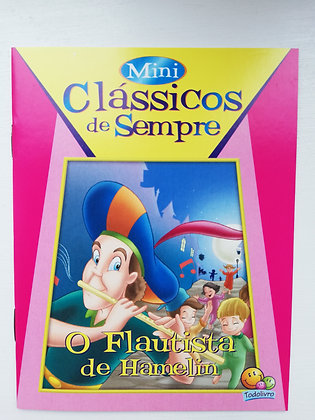 MINI CLÁSSICOS DE SEMPRE -O FLAUTISTA DE HAMELIN
