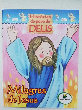 Mini-histórias do Povo De Deus- Milagres de Jesus