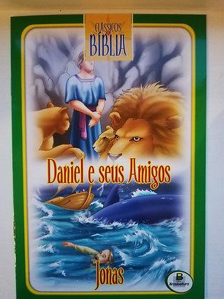 Clássicos da Bíblia - Daniel e seus amigos - Jonas