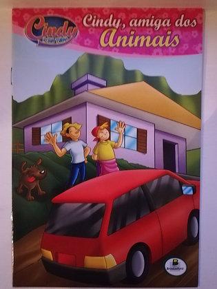 Cindy e Sua Turma - Amiga dos animais