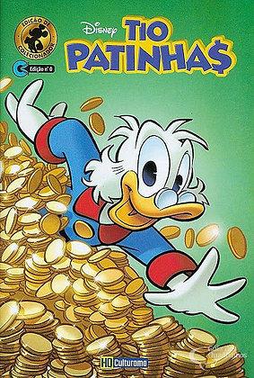 Revista Gibi Em Quadrinhos Tio Patinhas Nº 0