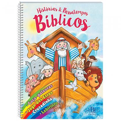 Historias E Passatempos Biblicos