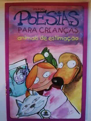 Poesias Para Crianças - Animais de estimação