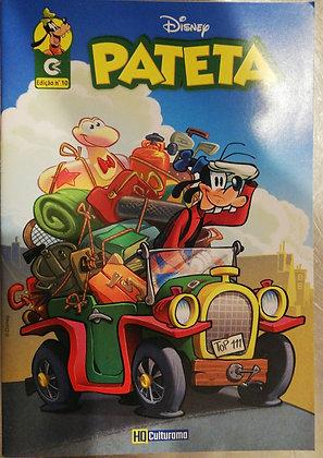 Revista Gibi Em Quadrinhos Pateta Nº10