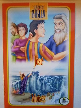 Clássicos da Bíblia - José - Moisés